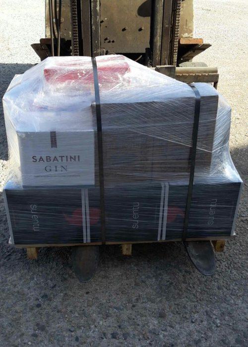Trasporto Vino Logistica Essetti